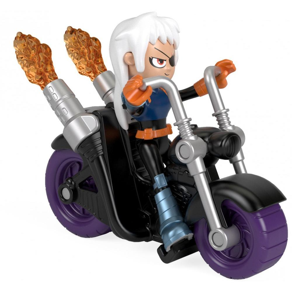 Imaginext Teen Titans Go Ravager  Chopper - Imaginext Database-6102